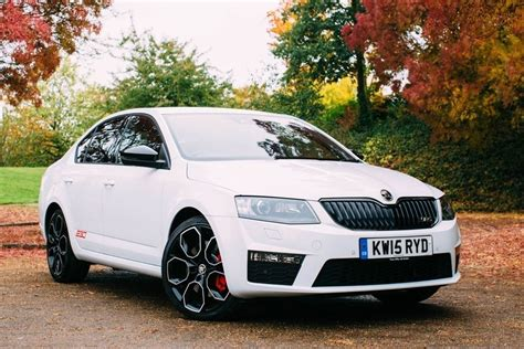 skoda octavia vrs  car review honest john