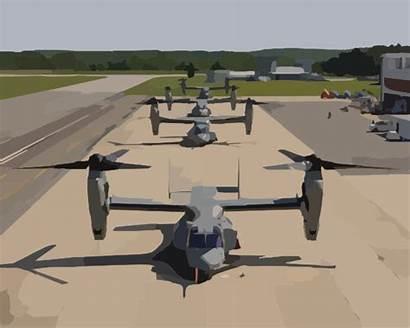 Osprey River Patuxent Naval Aircraft V22 Nas