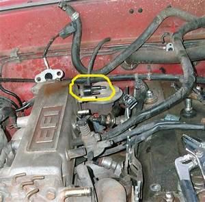 22re Pickup Fuel Filter Repair