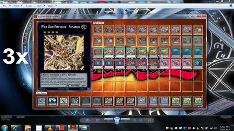 yugioh world bujin turbo deck profile 2013 by kung fu