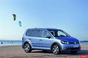 Monospace Volkswagen : vw crosstouran monospace des champs l 39 argus ~ Gottalentnigeria.com Avis de Voitures