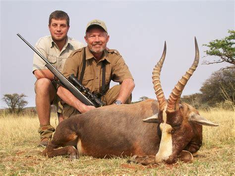 south africa hartzview hunting safari hunting trip