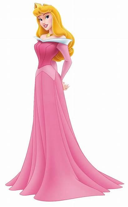 Aurora Princess Transparent Disney Clipart Minnie Prinzessin