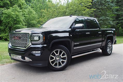 2016 Gmc Sierra Denali 1500 Review
