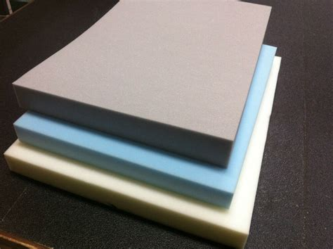 Upholstery Cushions by Upholstery Foam Sheets Select Grade Size Depth High