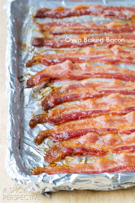 oven bacon oven bacon how to cook bacon in the oven
