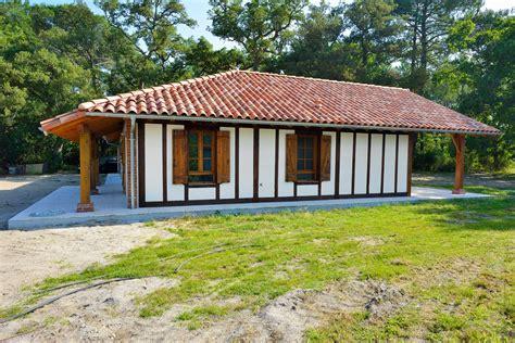 constructeur maison bois dans les landes maison moderne