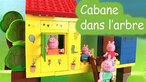 Peppa Pig Cabane Dans L'arbre Jeu De Contruction Jouets