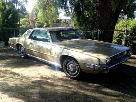 Find Used 1969 Ford Thunderbird Base Hardtop 2door 70l