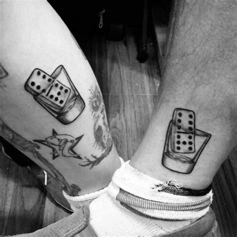 shot glass tattoo ideas  men spirits designs