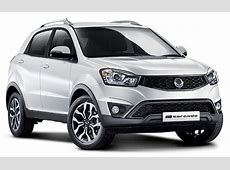 Ssangyong Cars 2018 Ssangyong Prices, Reviews, Specs