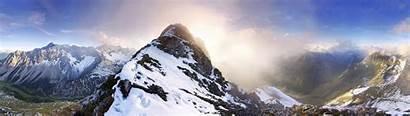 Dual Monitor Mountain Wallpapers Panoramic Wallpaperaccess