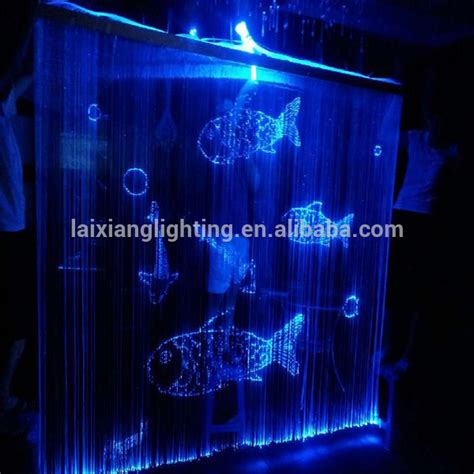 fiber optic curtain 2015 waterfall fiber optic waterfall light curtain curtain