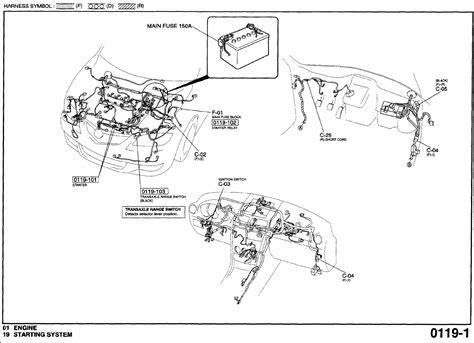 2006 mazda 3 2 3l automatic engine will not crank
