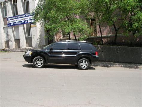 2003 Mitsubishi Endeavor by мицубиси эндевэр 2003 3 8 литра приветствую всех