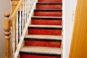 Alte Türen Streichen Ohne Abschleifen : holztreppe lackieren schleifen und wei streichen white ~ Lizthompson.info Haus und Dekorationen