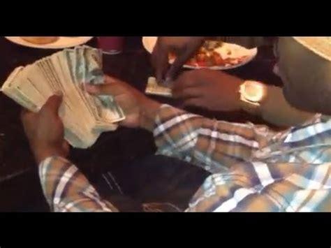 mayweather money stack floyd mayweather and adrien broner speak on money shows