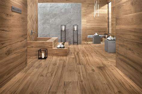 decoration des cuisines modernes carrelage imitation parquet porcelaine bois atlasconcodre