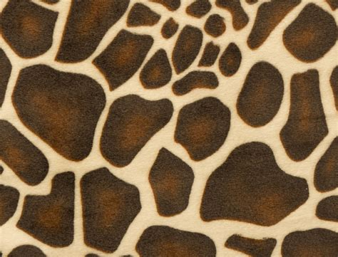Animal Print Wallpaper Giraffe - fabrics plastex international inc