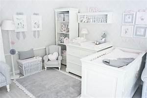 Teppich Im Babyzimmer : teppich mit spitze grau kinderzimmer gavle ~ Markanthonyermac.com Haus und Dekorationen