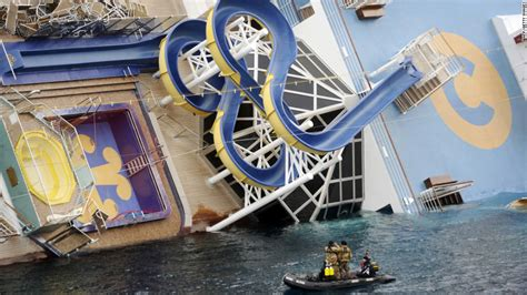 what caused the cruise ship disaster cnn com