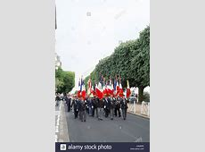 French Foreign Legion Flag Stock Photos & French Foreign
