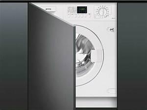Waschmaschine Inklusive Trockner : smeg lsta146s einbau waschtrockner waschmaschine trockner integriert aqua stop ebay ~ Indierocktalk.com Haus und Dekorationen
