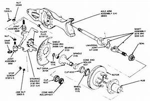dana 60 monobeam manual locking hub assembly help ford With diagram 2006 ford f250 4wd front end parts autos post
