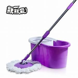 Double-helix-squeeze-mop-magic-mop-automatic-mop-bucket