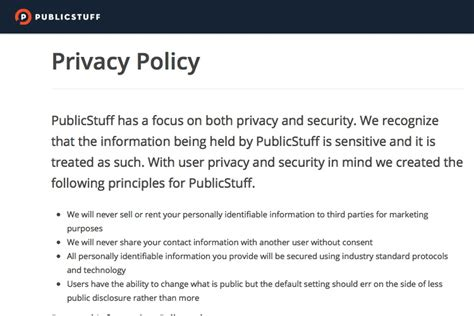 Generic Privacy Policy Template by Privacy Policy Template Generator Free 2017