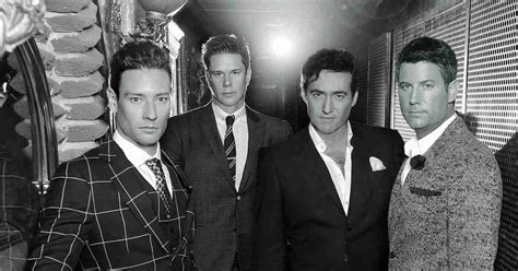 Il Divo Tour Schedule by Il Divo To Bring Timeless Tour To Springs