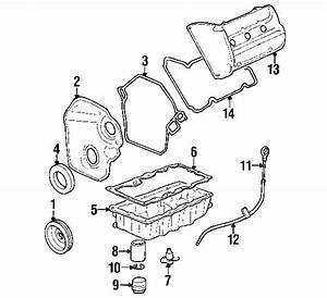 Oldsmobile Intrigue Exhaust System Parts Diagram