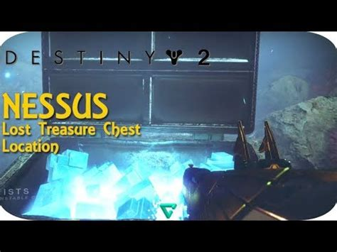 destiny 2 treasure map caydes chest location the