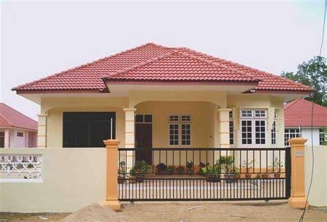 model atap rumah minimalis terbaik bahan baja ringan