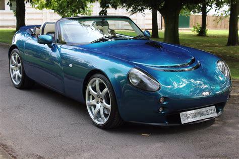 Tvr Tamora 3.6 Fff Racing Green Engined Beauty!