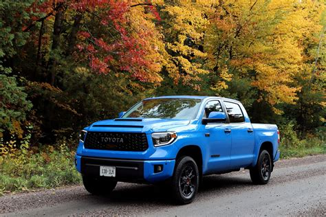 rugged powerful  refined   toyota tundra