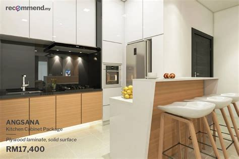 Bedroom Cabinet Design Malaysia by How To Save Money On Your Kitchen Renovation Recommend My