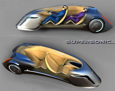 Car Design Future : Future Car Designs