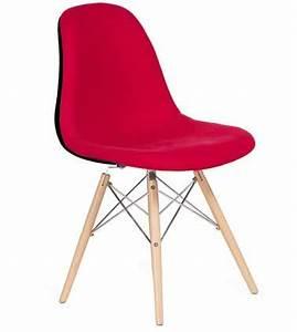 Chaise Rouge Design : chaise design couleur rouge de chez super studio ~ Teatrodelosmanantiales.com Idées de Décoration