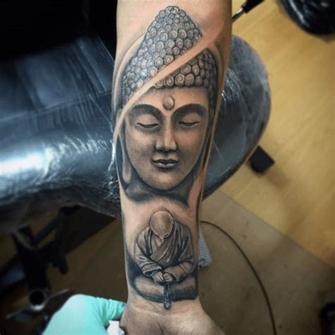 10 Tatouages Boudha époustouflants !  Tattoome Le