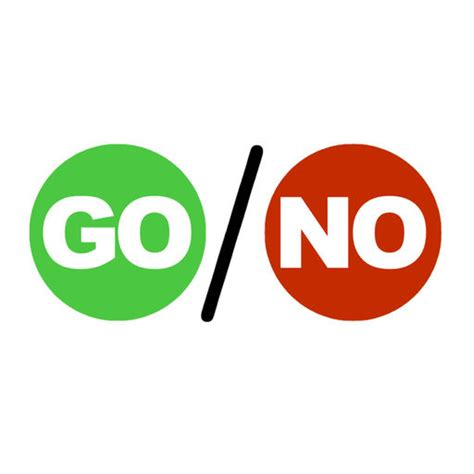Go-No-Go by Another Brilliant Idea Inc