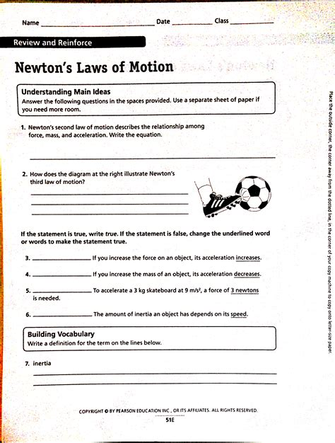 newtons laws worksheet worksheets tutsstar thousands