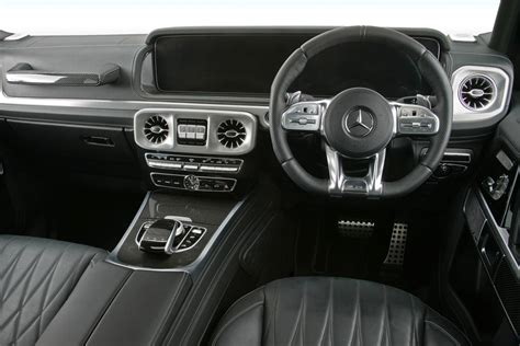 Genuine spare parts & accessories. New Mercedes-Benz G Class AMG Station Wagon G63 5-door 9G-Tronic (2018-) for Sale