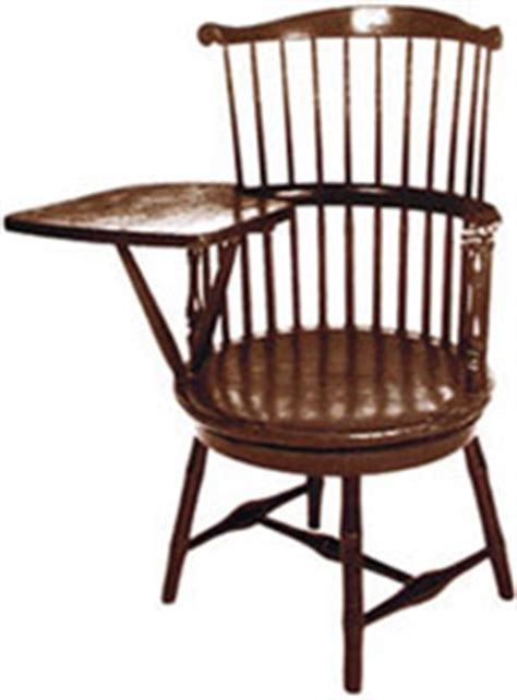 president who invented the swivel chair politician by day inventor by jefferson