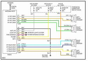 31 1995 Chevy Silverado Radio Wiring Diagram
