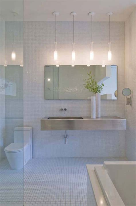 Contemporary Bathroom Vanity Ideas by 27 Must See Bathroom Lighting Ideas Which Make You Home