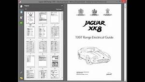 Jaguar Xk8 Range 1997 - Electrical Guide