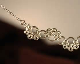 Chainmaille Necklace Patterns