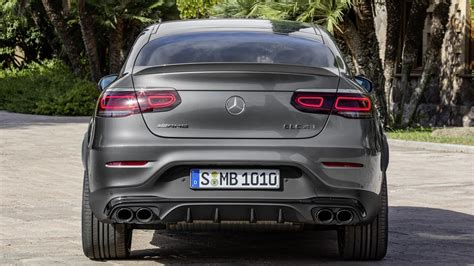 Power to the pavement, precisely 2020 Mercedes-AMG GLC43 gets power boost