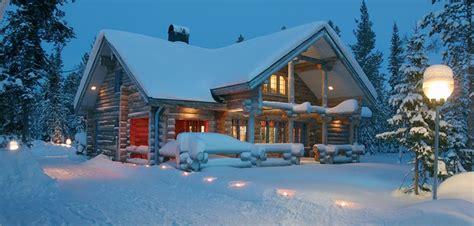 lapland log cabin i ski co uk yllas log cabins yllas finland lapland